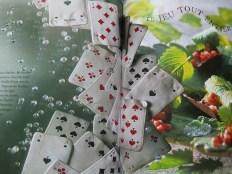 Alice cookbook carte à jouer