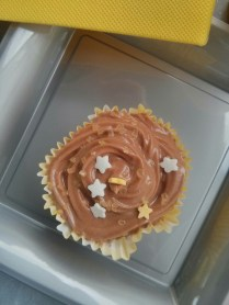 cupcake de Cha