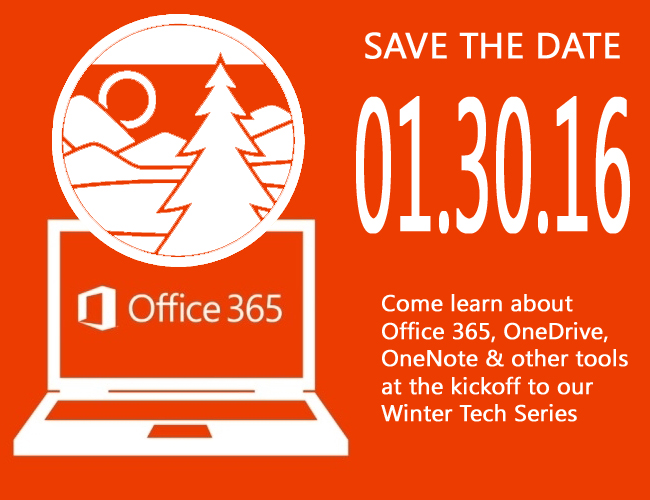 Save the Date Office 365