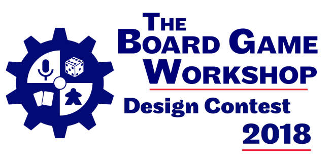 The Board Game Workshop Design Contest 2018 Logo