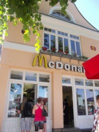 McDonalds Walk-Through
