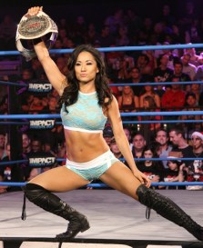 Gail Kim (Knockout of the Year, 2012/2014-2015)