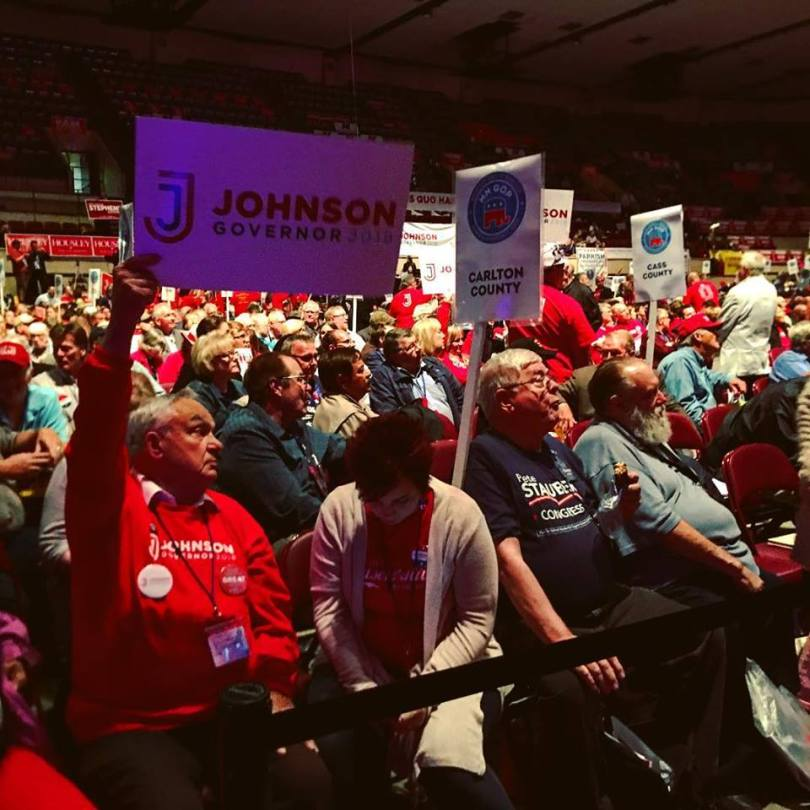 Grassroots Tries Again-MNGOP Convention 2018-Duluth-Coverage-Perspective-Podcast 728
