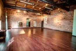 Brick Room west