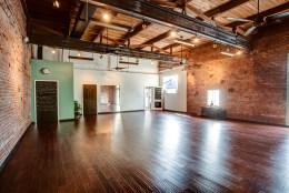Brick Room east