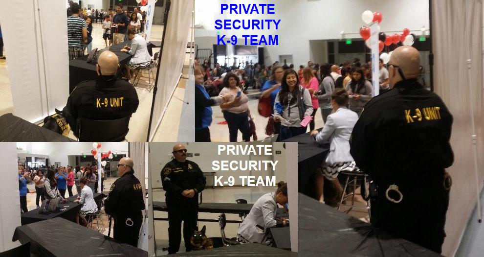 Private Security Celebrities