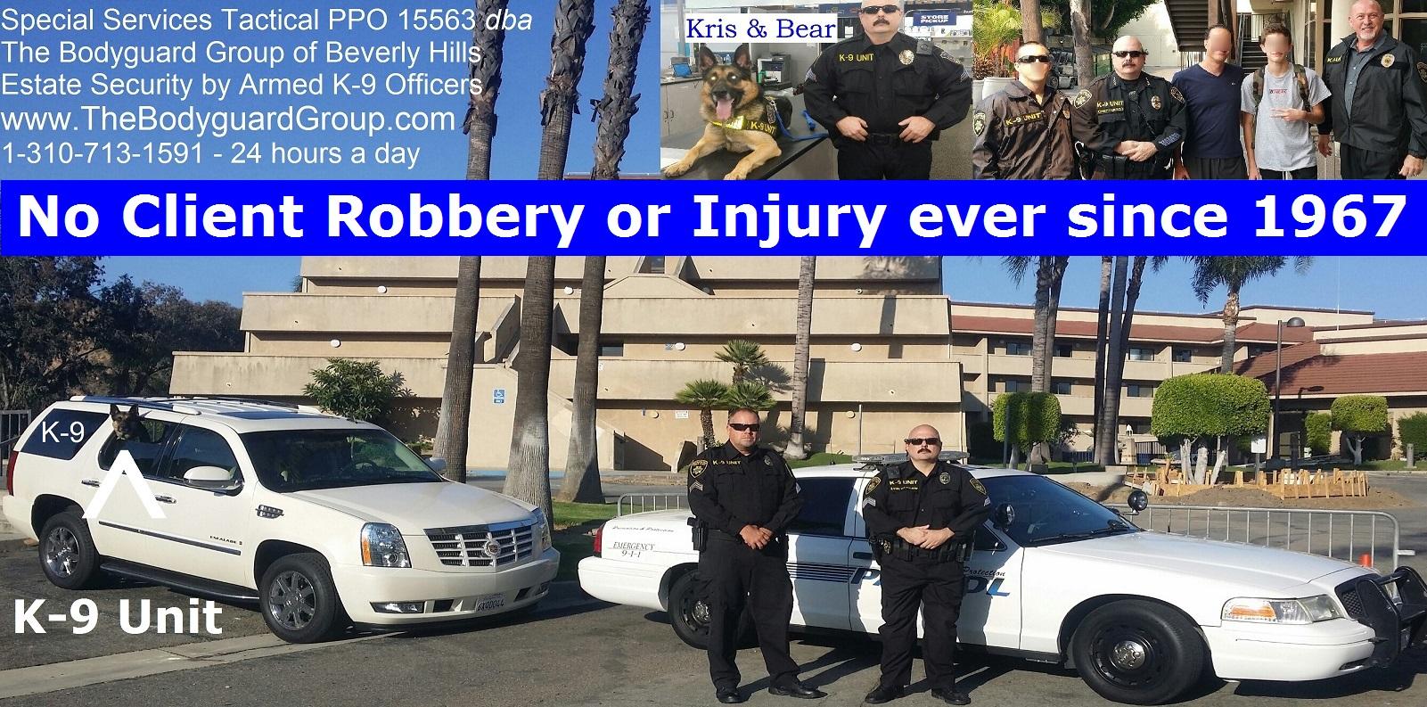 Liams Security Guard 90210