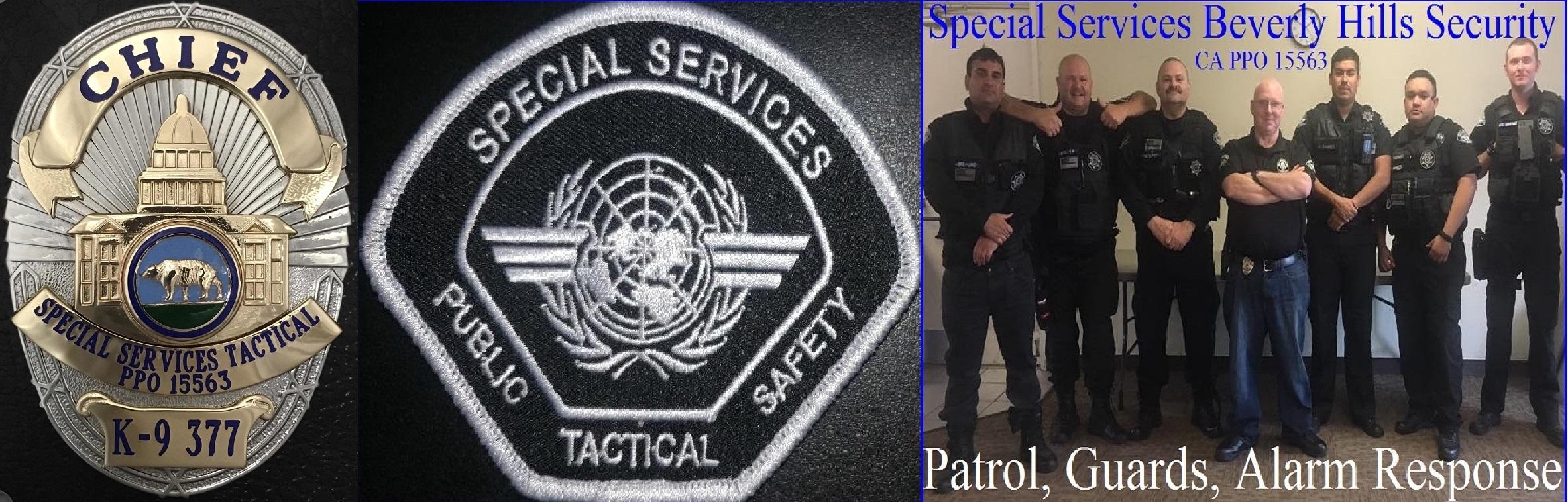 Bodyguard Services Los Angeles
