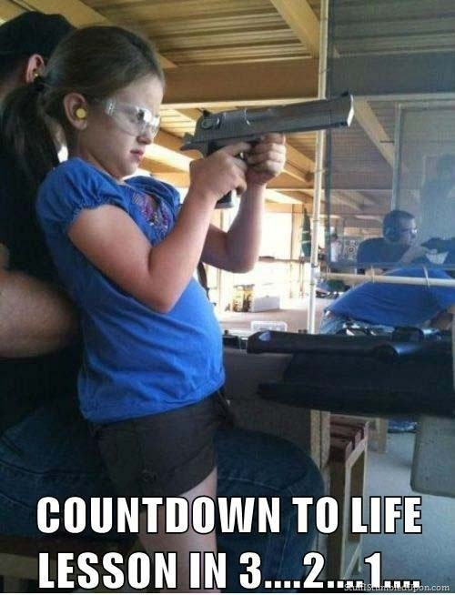Gun Control Knife Control and My Own Hypocrisy The