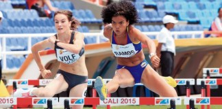 Cali world youth championships