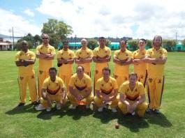 Colombian Cricket
