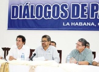 Colombian Peace Process, Business in Colombia