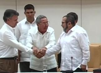 Colombian Peace Process