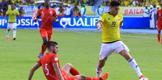 Colombia World Cup qualifiers