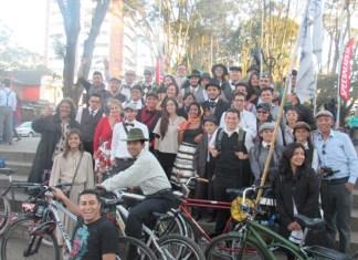 Bicycles Bogota Colombia, Ciclopaseo cachaco