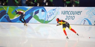 Colombian Speed Skating