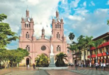 Colombian destinations 2016
