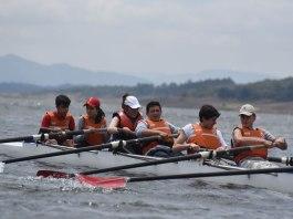 Bogotá rowing club