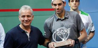 Colombian squash open in Cartagena, Mohamed El Shorbagy