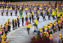 Colombia Olympics, Olympic Games