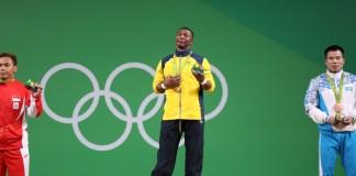 Óscar Figueroa, Colombia Olympics