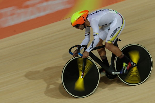 Fernando Gaviria, Colombian sporting year in review