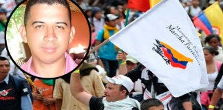 Marcha Patriótica, Human rights Colombia
