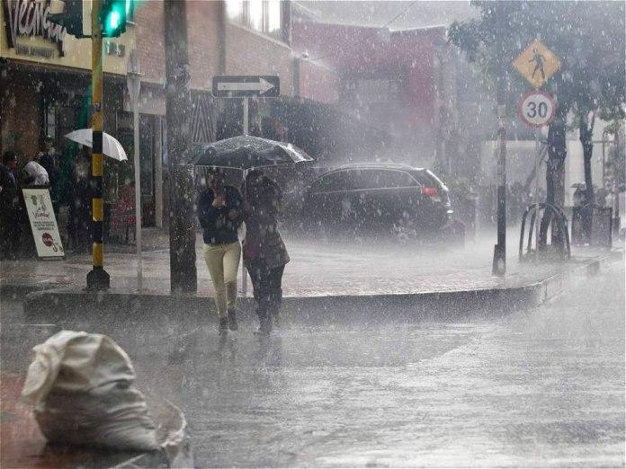 Bogotá weather
