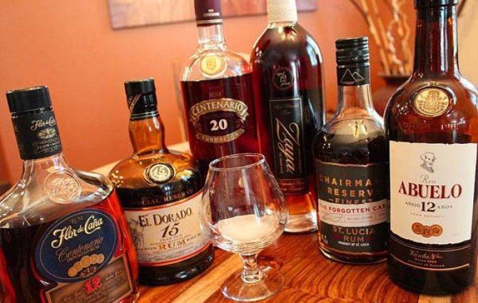 rum, ron, rhum