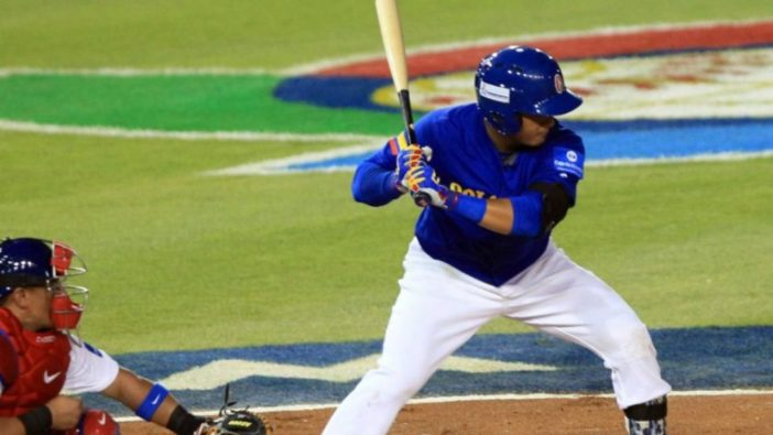 Colombian baseball empty handed but close to upset