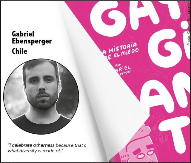 FILBo 2017, Gabriel Ebensperger