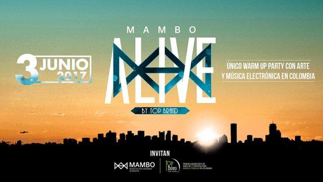 MAMBO Alive