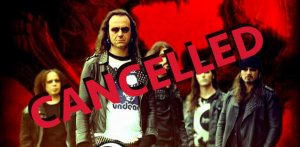 Moonspell in Bogotá - CANCELLED