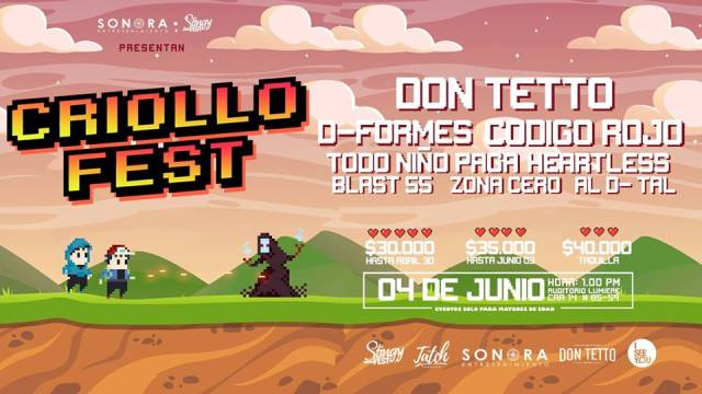 Criollo Fest 2017