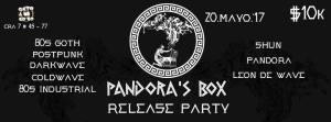Pandora's Box @ NYO Under Bar | Bogotá | Bogotá | Colombia