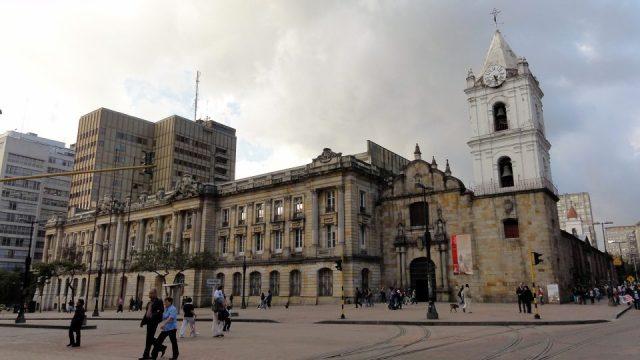 Bogotá churches, Iglesia San Francisco