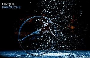 Cirque Farouche - 18 ½ @ Teatro Mayor Julio Mario Santo Domingo | Bogotá | Bogotá | Colombia