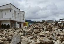 Mocoa Colombia Landslides