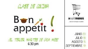 Bon appétit @ A Seis Manos | Bogotá | Cundinamarca | Colombia