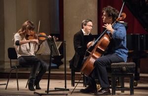 Trío Benedetti, Elschenbroich y Grynyuk @ Teatro Mayor | Bogotá | Bogotá | Colombia