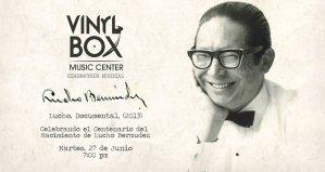 Cinemateca Musical: Lucho Bermudez, 100 Años (2013) @ Vinyl Box Music Center | Bogotá | Cundinamarca | Colombia