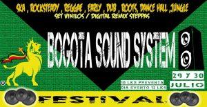 Bogota Sound System FEST @ Kingjah Afro Bar | Bogotá | Bogotá | Colombia