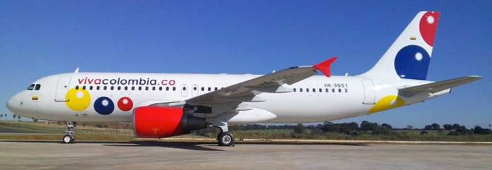 Colombian airlines, Wingo, VivaColombia