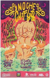 Noche de las Almas Chifladas @ El Subete | Bogotá | Bogotá | Colombia