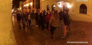 Tour de Fantasmas Bogotá