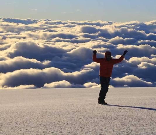 Nevado del Tolima, Páramo Colombia, Hiking Colombia