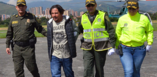 colombian drug trafficker has been captured -The Bogota Post
