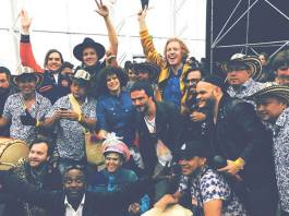 arcade fire brings everything now and more to colombia for first time