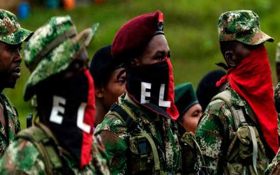 ELN peace talks
