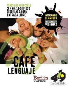 Language Exchange: Cafe Lenguaje Polyglot Club @ Cafe Lenguaje | Bogotá | Bogotá | Colombia